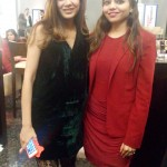 with Ayesha Mustafa